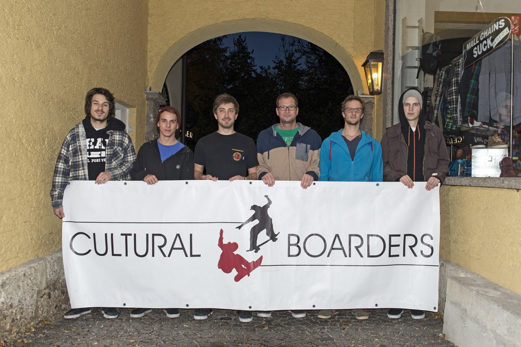 Cultural Boarders Vorstand